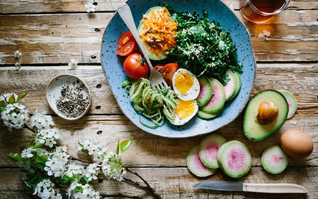 Nutrition for Optimal Postnatal Healing – Guest Blog from Michele Kingston